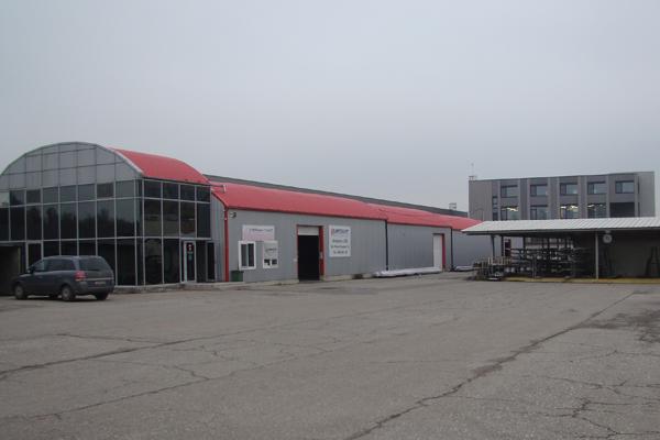 Производствена база за алуминиева и ПВЦ дограма - София